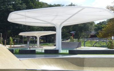Accolades for Abacus Shade Structures